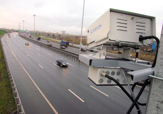 Стала известна дислокация камер видеофиксации ГИБДД на трассах Волгограда