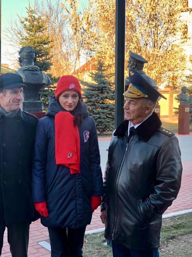 Олимпийская чемпионка из Волгограда бросила все и уехала в Рязанское воздушно-десантное училище