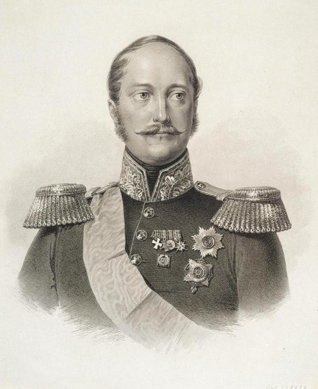 Экс-вице-мэр Волгограда нашел палец императора Николая I