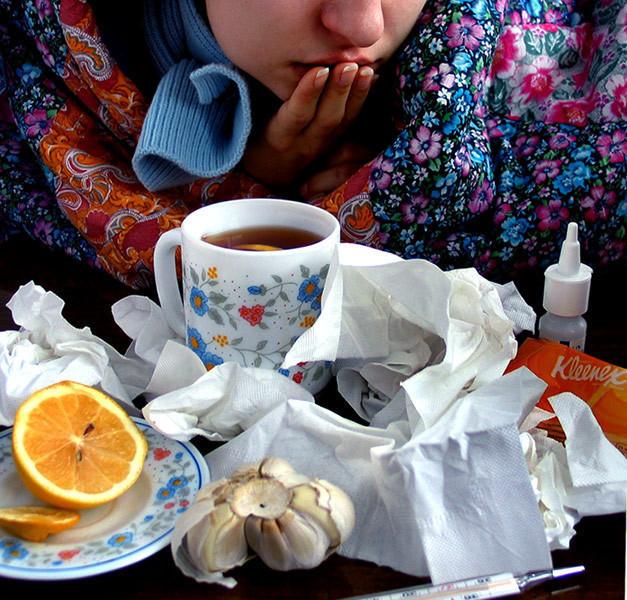 Волгоградцы предпочитают предотвращать эпидемию гриппа луком и чесноком