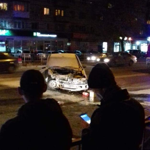 Блогер выложил в сеть фото страшной аварии на севере Волгограда