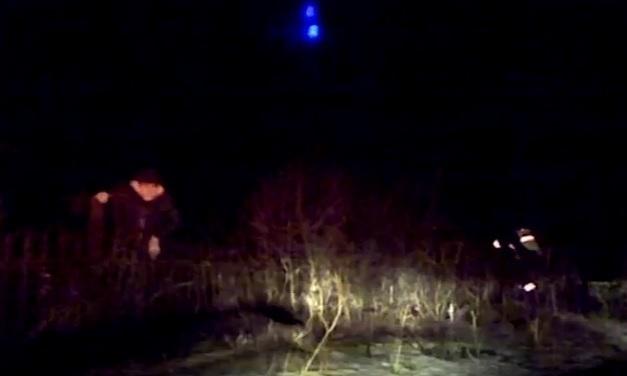 ВВолгоградской области задержали застрявшего назаборе 14-летнего автоугонщика