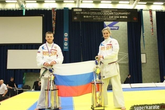 Волгоградские спортсмены стали чемпионами мира по каратэ киокушинкай