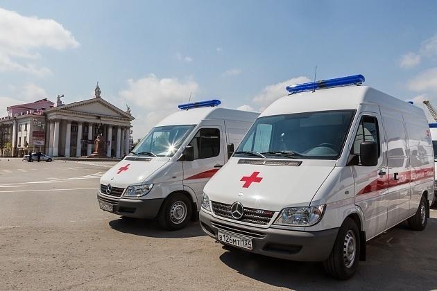 Медиков волгоградской «скорой» переоденут за 25 миллионов рублей