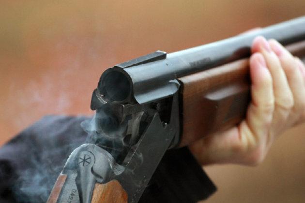 Дом и иномарку бизнесвумен расстреляли из охотничьего ружья под Волгоградом