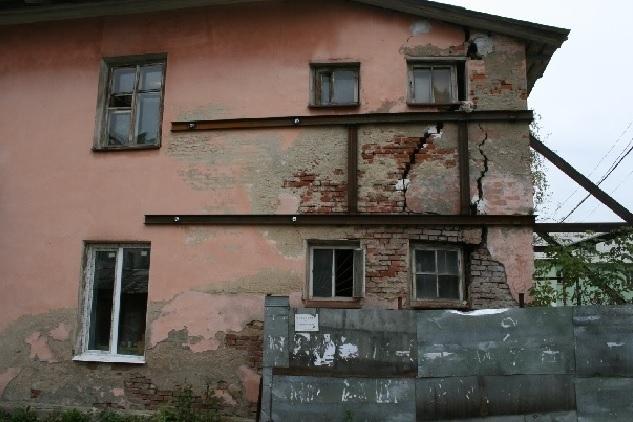 Шесть аварийных домов обещают расселить до конца года в Волгограде