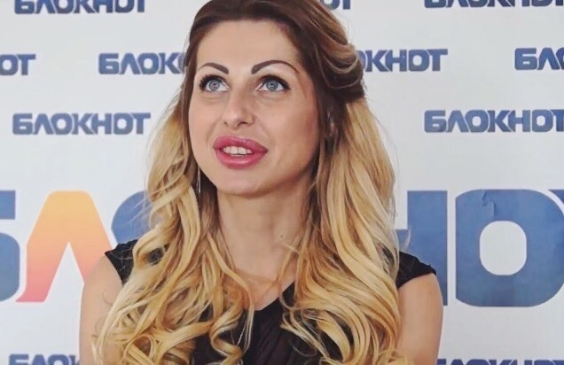 Тринадцатая участница кастинга «Мисс Блокнот Волгоград-2018» Татьяна Мешалкина