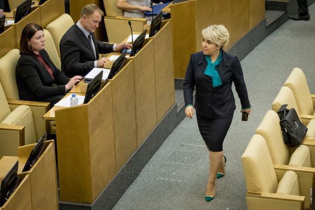 Депутат Госдумы Ирина Гусева привлекла 2,1 миллиарда федеральных денег в регион