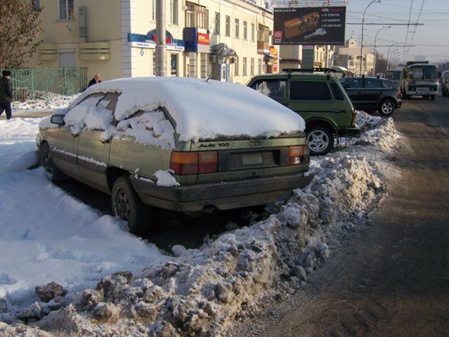 Регламент по уборке снега автодорог