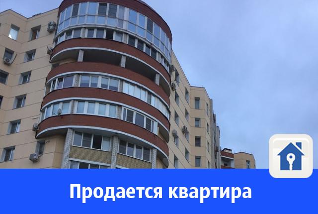Продается элитная однокомнатная квартира в Волгограде