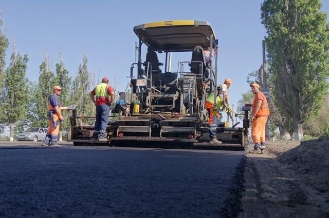 Завершилось строительство новой автомобильной дороги в Волгограде
