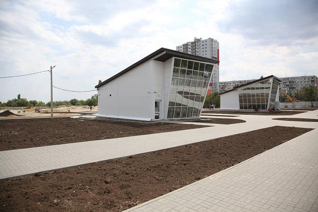 ВТракторозаводском районе Волгограда откроется новая парковая зона