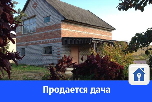 Продается дача в Волгограде