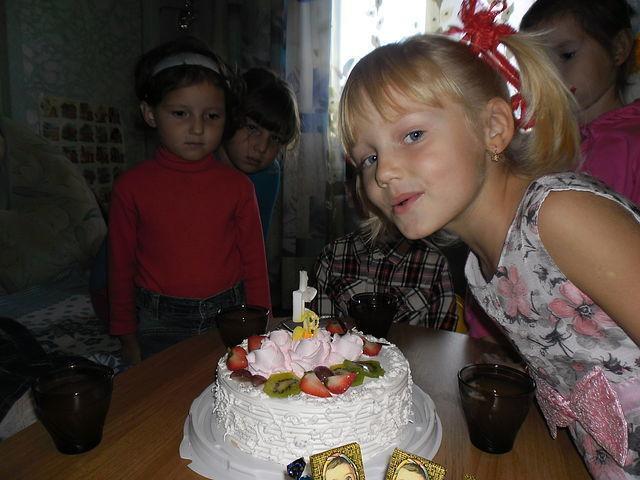 Двадцать пятый участник конкурса «День Варенья»!» Ксюша Кондаурова