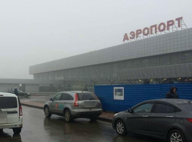 Ваэропорту Волгограда вновь задерживаются два рейса на столицу
