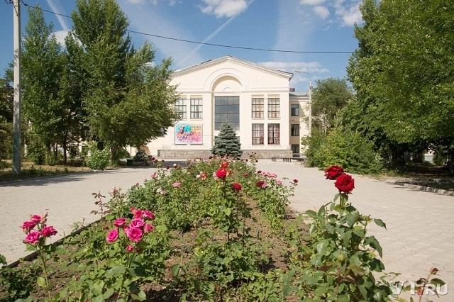 В парке Гагарина в Волгограде к 2021 году поставят амфитеатр и игровые зоны