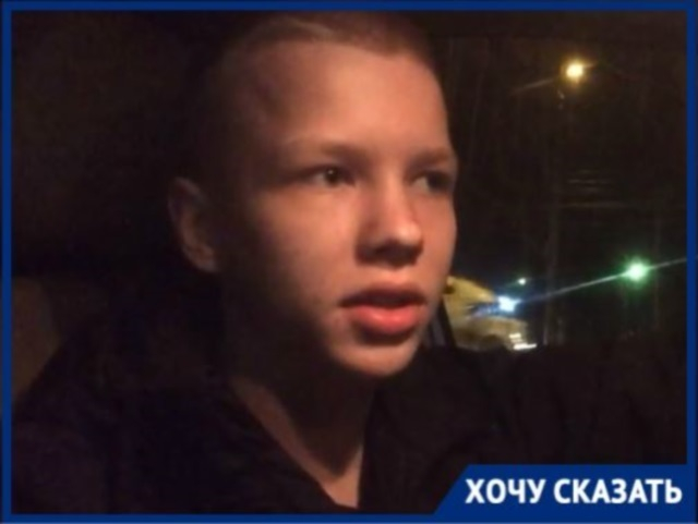 Молодой человек отметил самые проблемные места волгоградских дорог