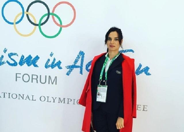 Елена Исинбаева рассказала о жестком провале, который в итоге привел к головокружительному успеху