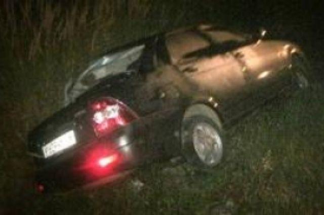36-летний шофёр умер, врезавшись вземляной вал, вВолгоградской области