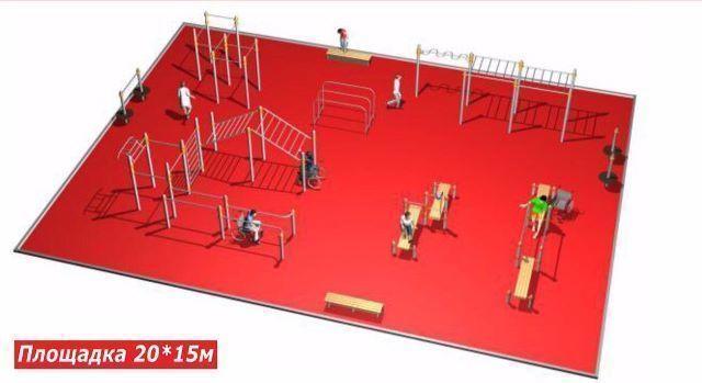 ВВолгограде откроют новейшую спортивную площадку для людей сограниченными возможностями