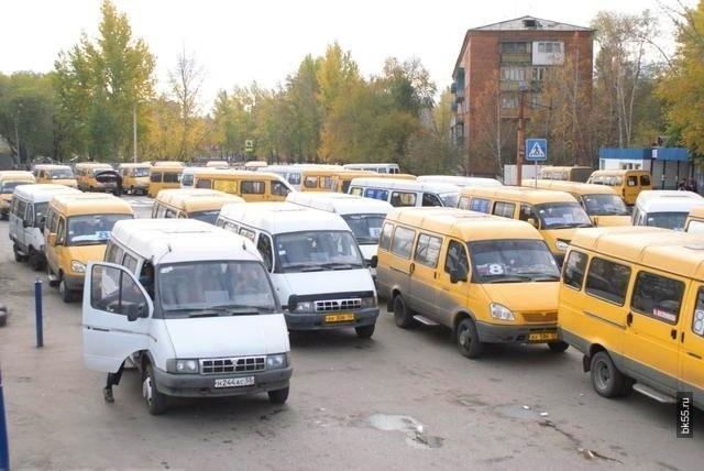 Вмэрии Волгограда приняли решение «помиловать» маршрутки 64а, 91а, 70а, 84, 88, 53