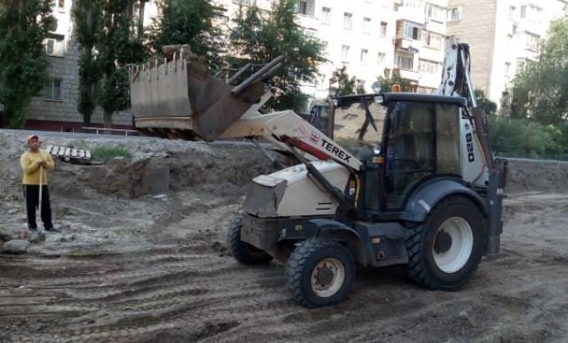 В Волгограде до 15 октября построят дорогу-дублер улицы Рабоче-Крестьянская