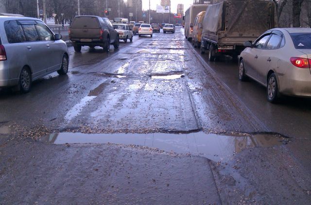 ВВолгограде подрядчик бесплатно восстановит улицу Неждановой