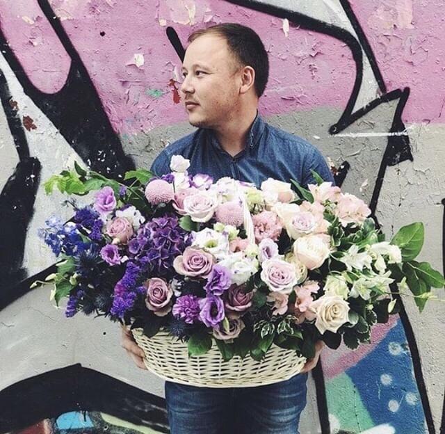 Флористика – это мужская профессия, – Валерий Ахметов о делах цветочных