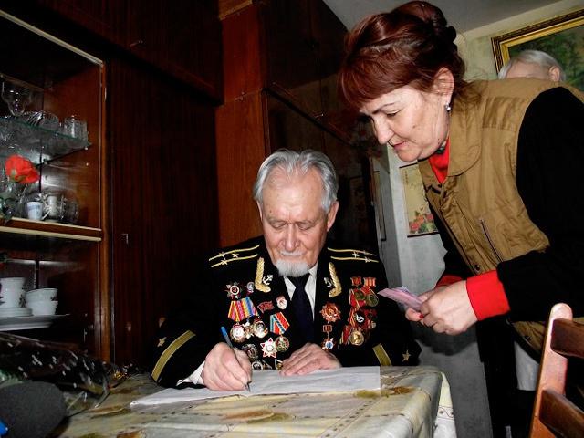 Единовременные выплаты получат участники Сталинградской битвы вВолгограде