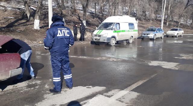 Облаву на водителей устроили гаишники на Нулевой продольной Волгограда ради денег