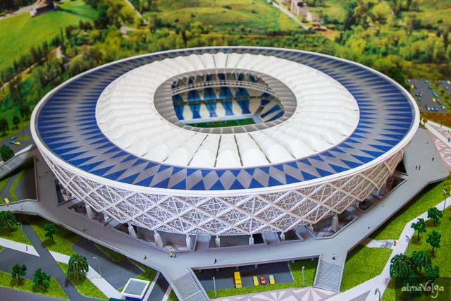 Руководство РФоткорректировало проектную документацию трёх стадионовЧМ