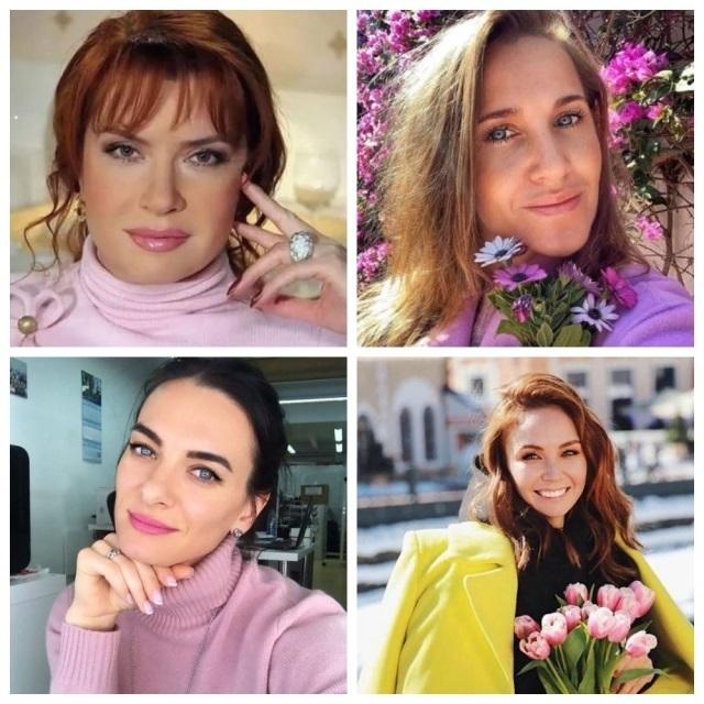 Юлия Ковальчук, Вера Сотникова, Ляйсан Утяшева, Елена Исинбаева и другие звезды поздравили женщин с праздником весны
