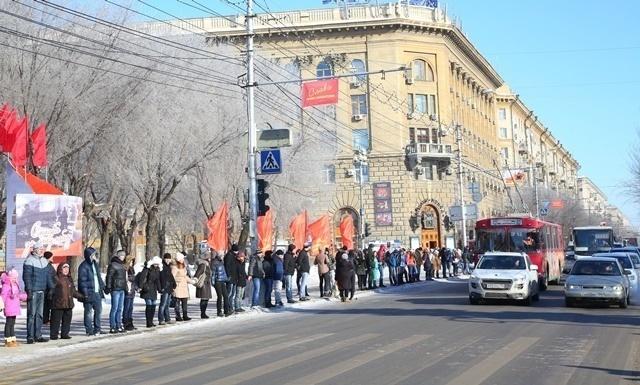 На следующей неделе центр Волгограда станет пешеходным на 5 дней