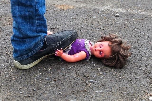 Волгоградка выгораживает насильника ее 9-месячной дочки