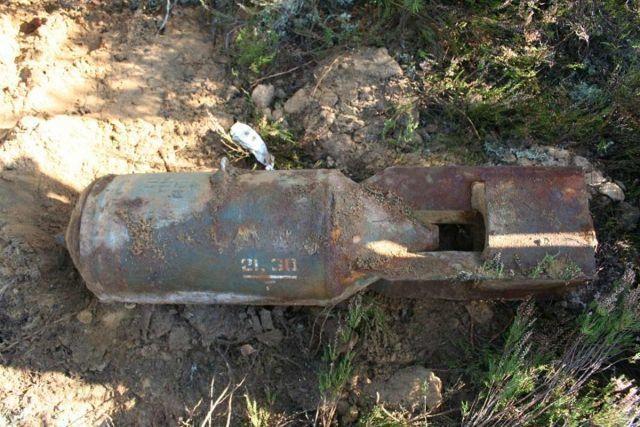 ВВолгограде вРождество обнаружили бомбу