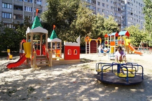 В2015-м году вВолгограде выполнят благоустройство 41 дворовой территории