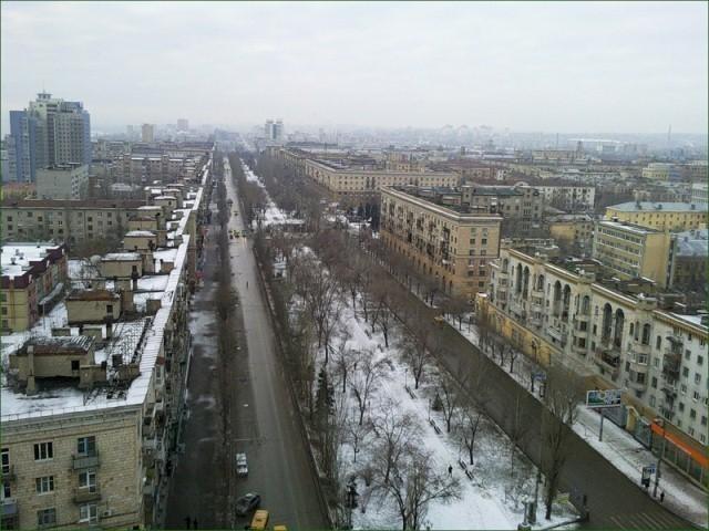 Движение авто поулице Елецкой перекроют сегодня вечером, 23декабря, вВолгограде