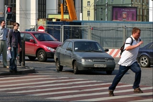 они виноват ли водитель если сбил пешехода в неположенном месте небольшие размеры