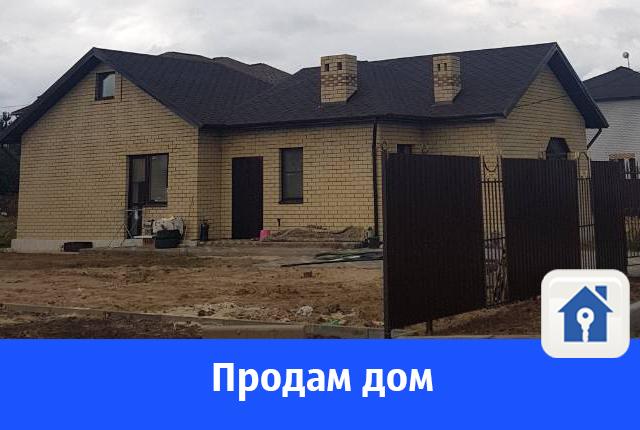 Продаются уютные коттеджи под Волгоградом