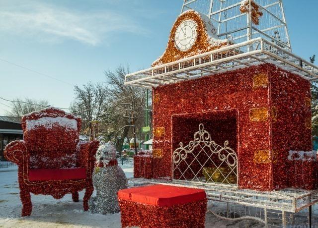2 января в Волгограде состоятся бесплатные мастер-классы для детей и дискотека для молодежи