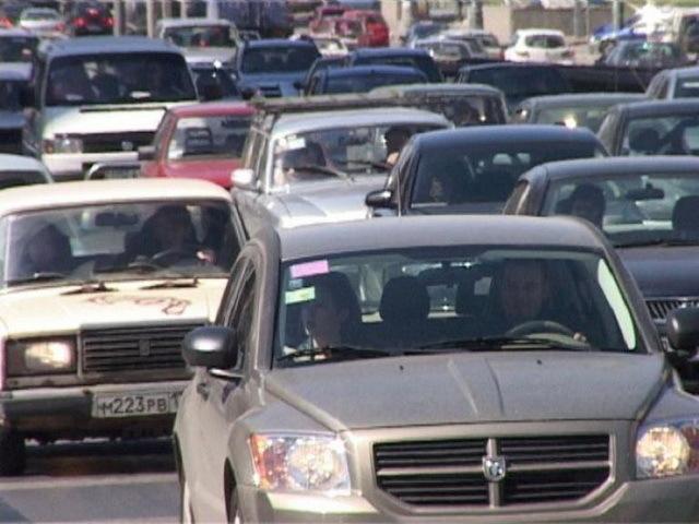 Волгоград ждут перекрытые на праздники дороги