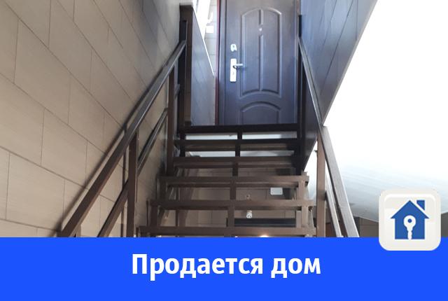 Продается дом с дизайнерским ремонтом