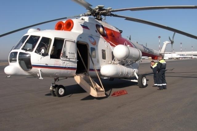 ВВолгоградской области купят вертолет-спасатель дляЧС иДТП