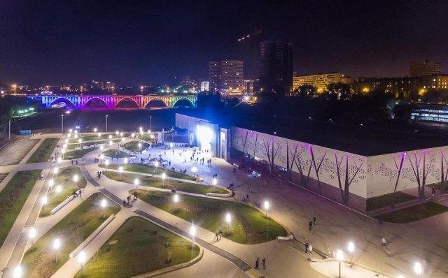 Волгоградцы выбрали имя новому парку в пойме Царицы