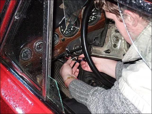Девятиклассники вВолгограде хотели угнать исдать машину наметаллолом