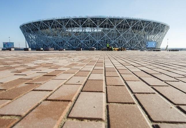 Волгоградцев предупреждают не парковаться у стадиона «Волгоград Арена»