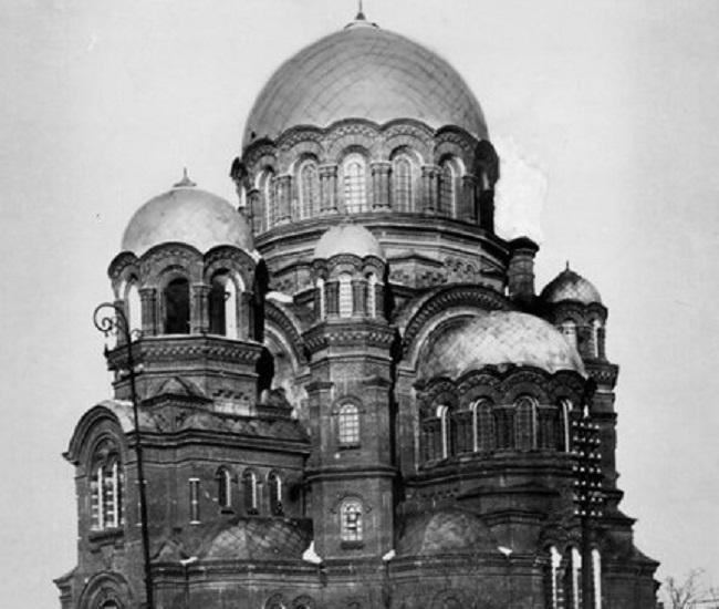 В Волгограде строительство собора Александра Невского начнется 16 февраля