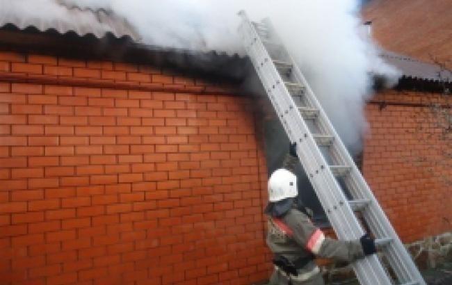 ВВолгограде взагоревшейся бане пострадал тридцатидевятилетний  мужчина