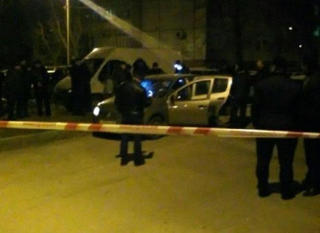 В Волгограде таксиста в Renault Sandero расстрелял руководитель секретной группы завода