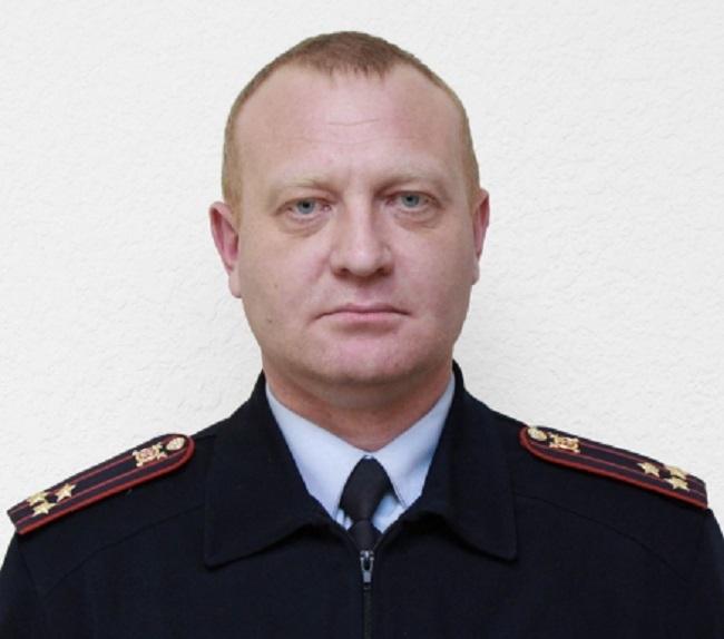Начальник ГУ МВД по Волгоградской области Александр Кравченко представил нового руководителя
